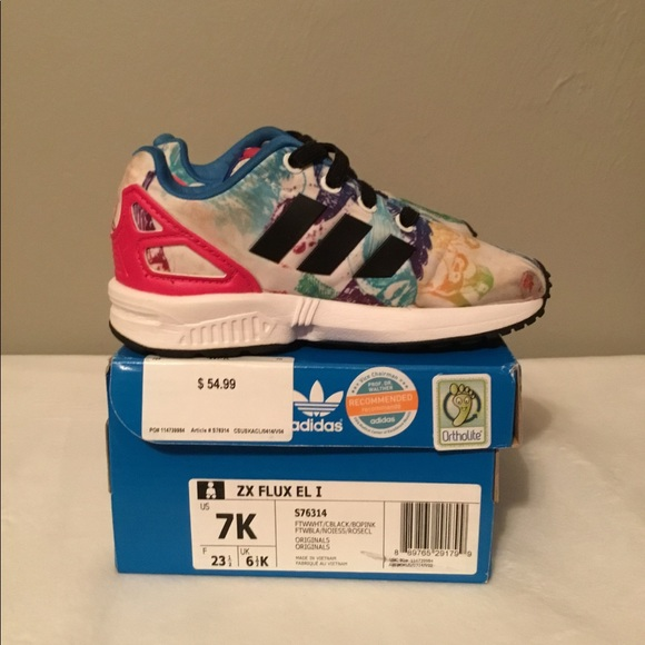 adidas trainers for kids size 7